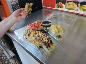 Food Truck Sushi!