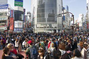Tokyo scramble