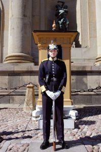 Royal Palace Guard Stockholm