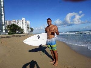 Surfer Joseph