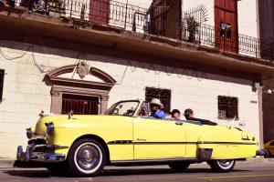 Classic Cuban Street