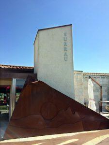 Surrau Winery exterior